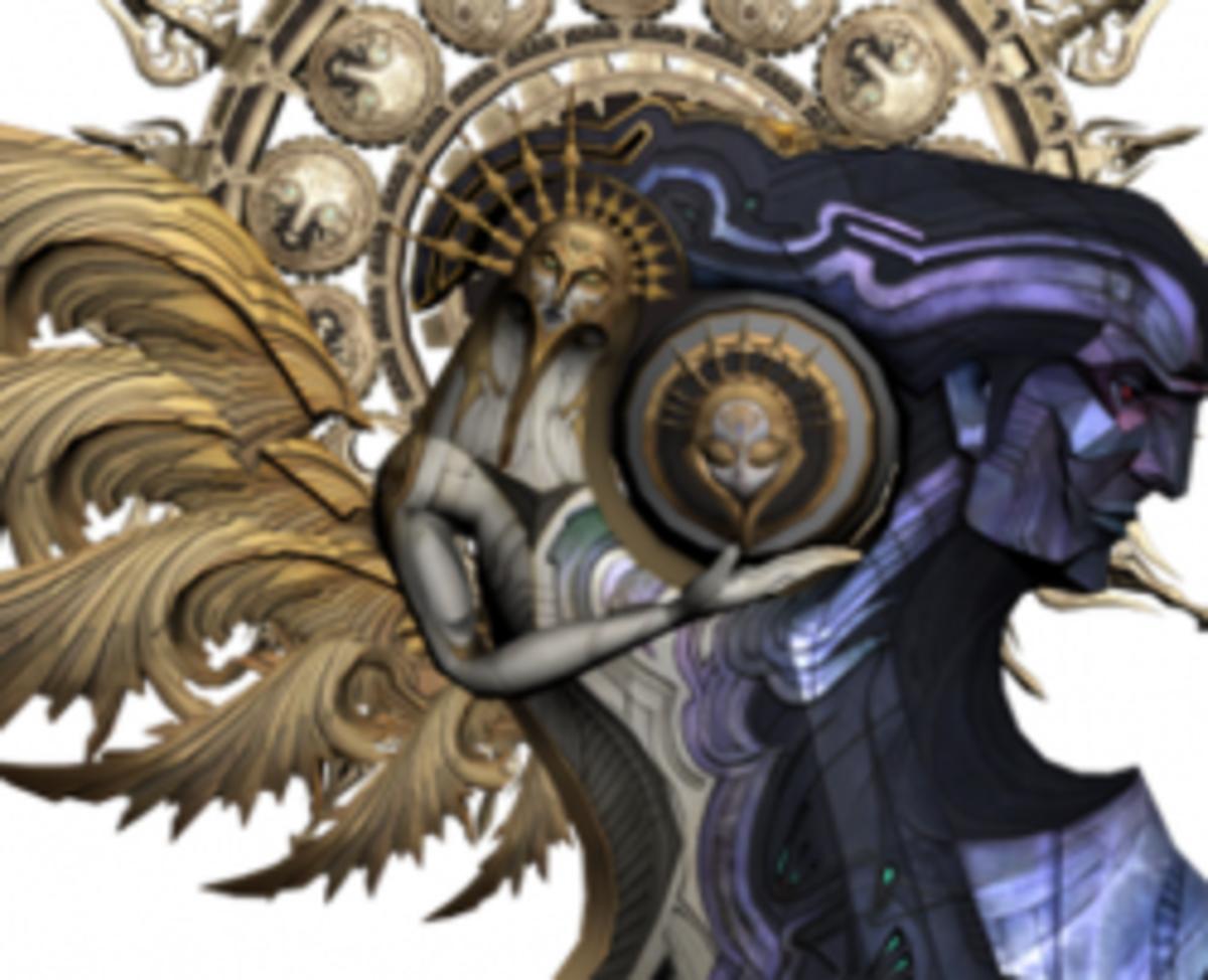 Orphan, Form I, FFXIII Final Boss Battle