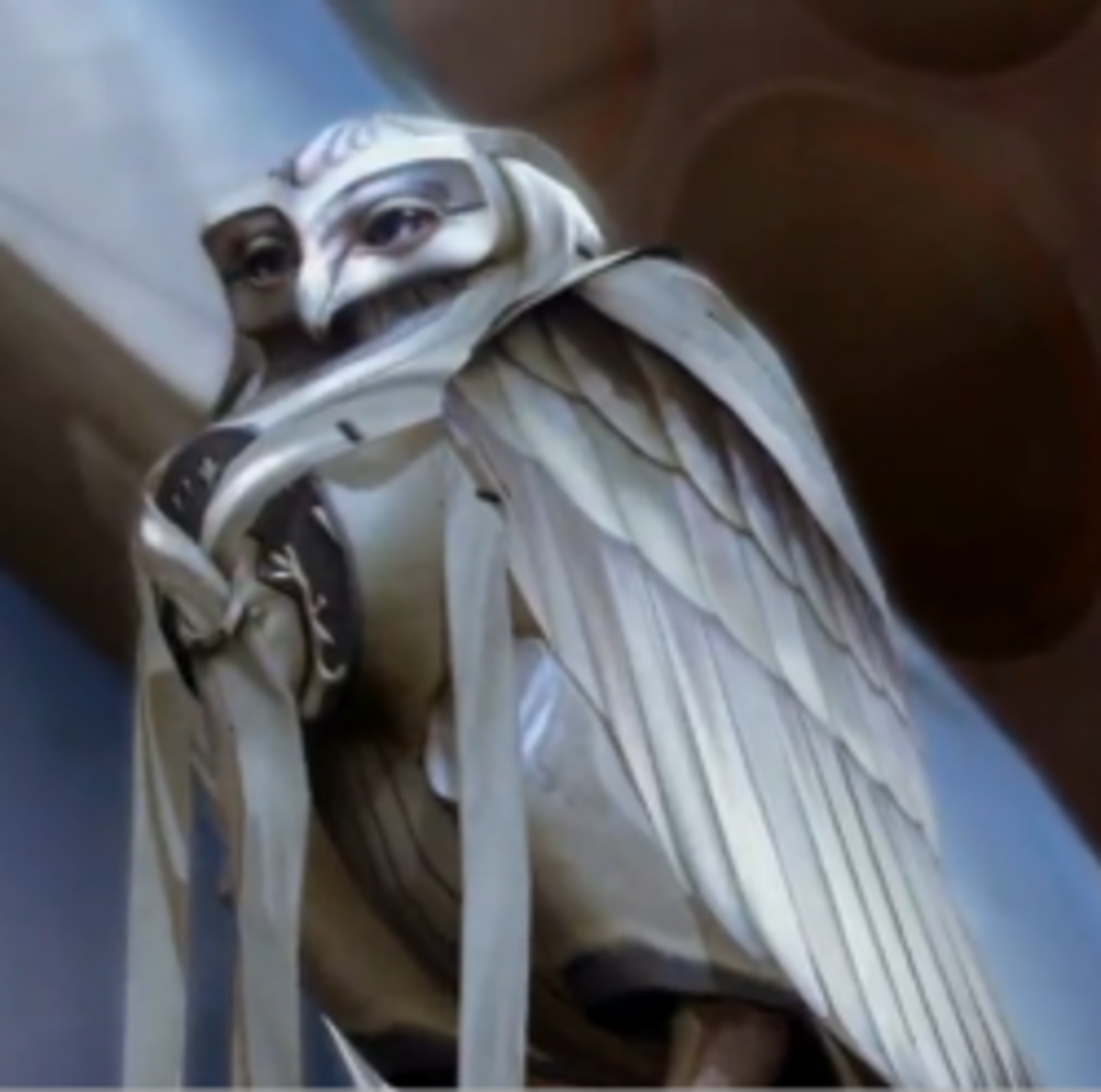 So What IS Menrva, the Owl in Final Fantasy XIII?
