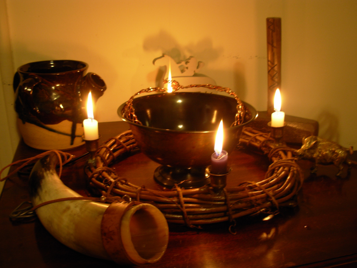 Rid Your Home of Negative Energies and Spirits Using a Banishing Ritual