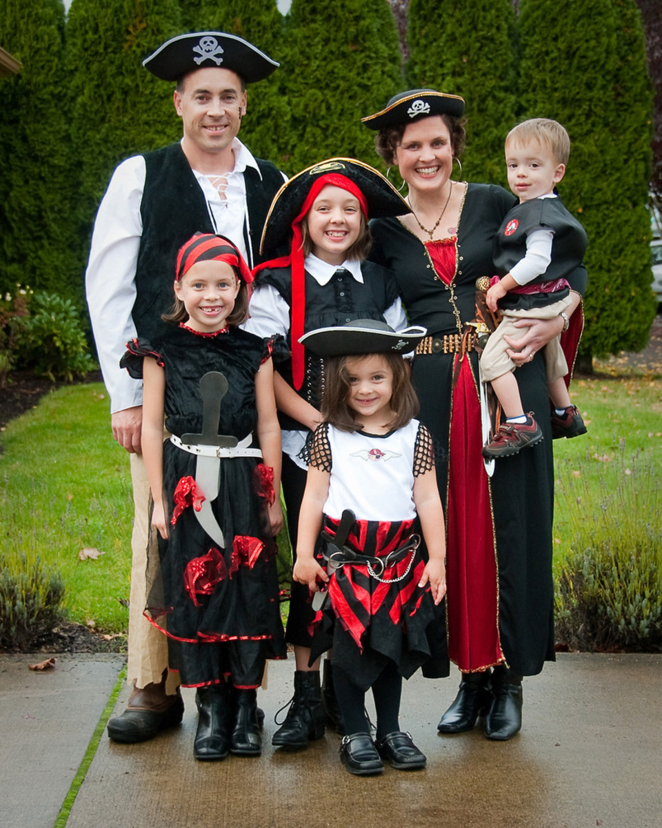 A family of pirates