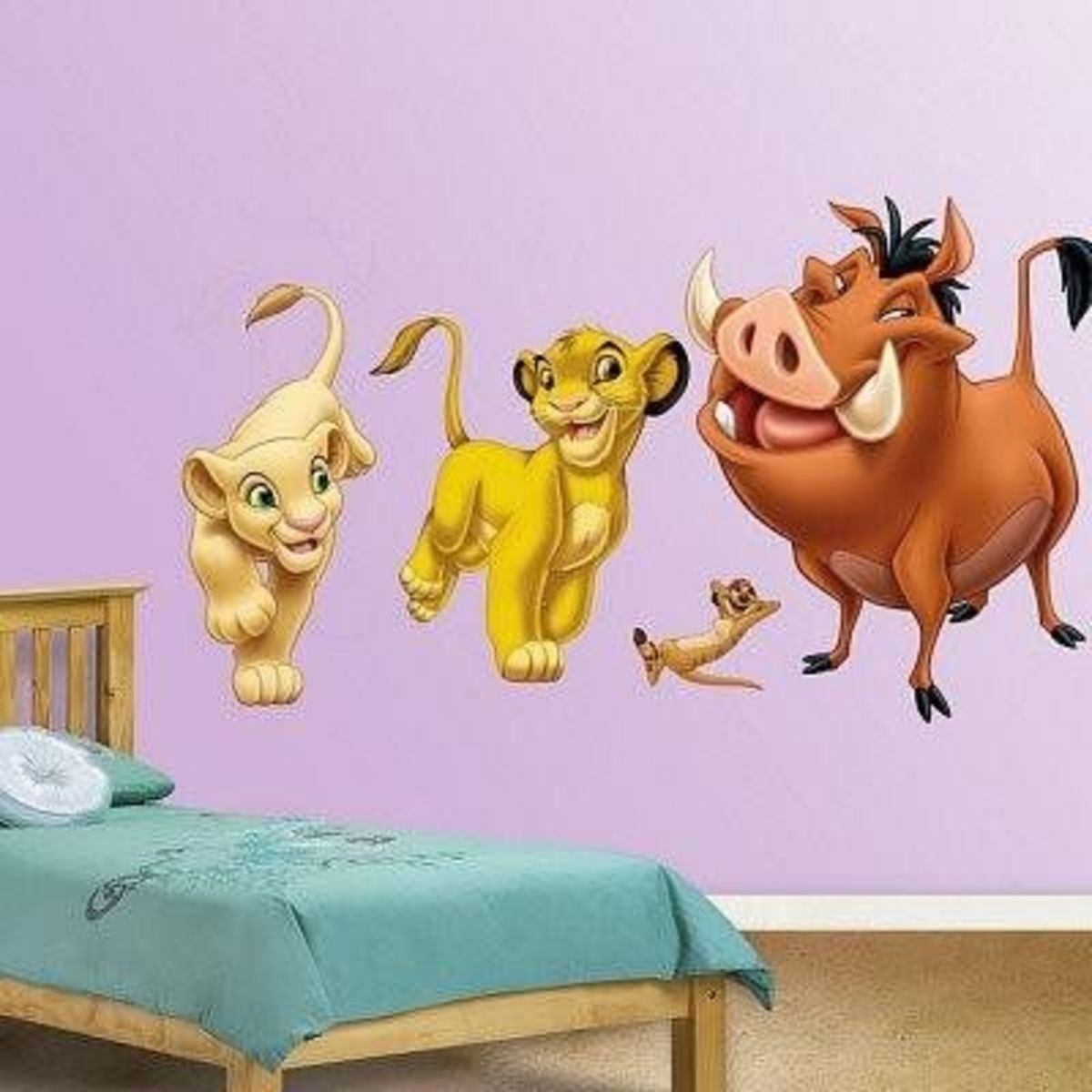Lion King Fathead Wall Decal