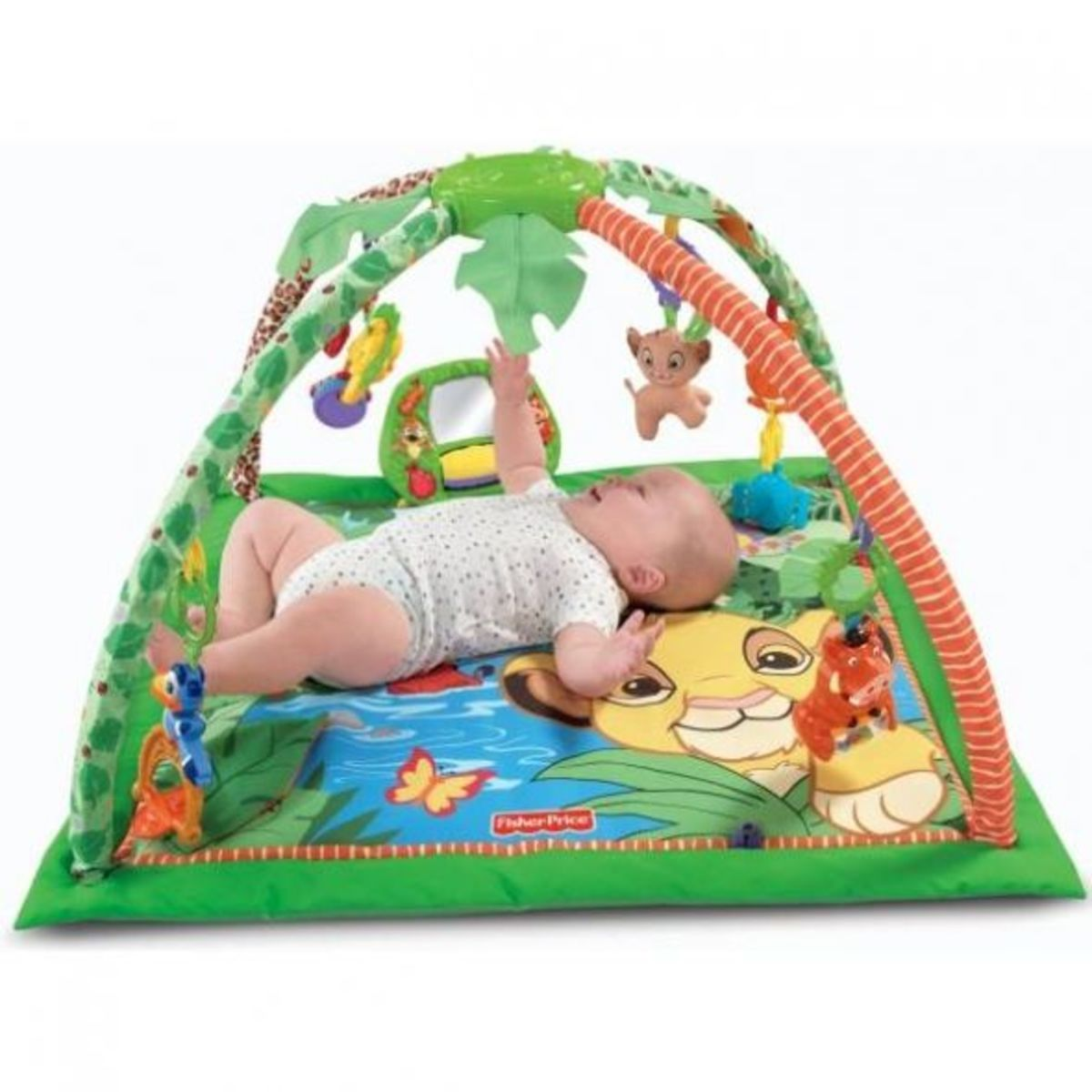 Baby Simba's King-Sized Play Gym