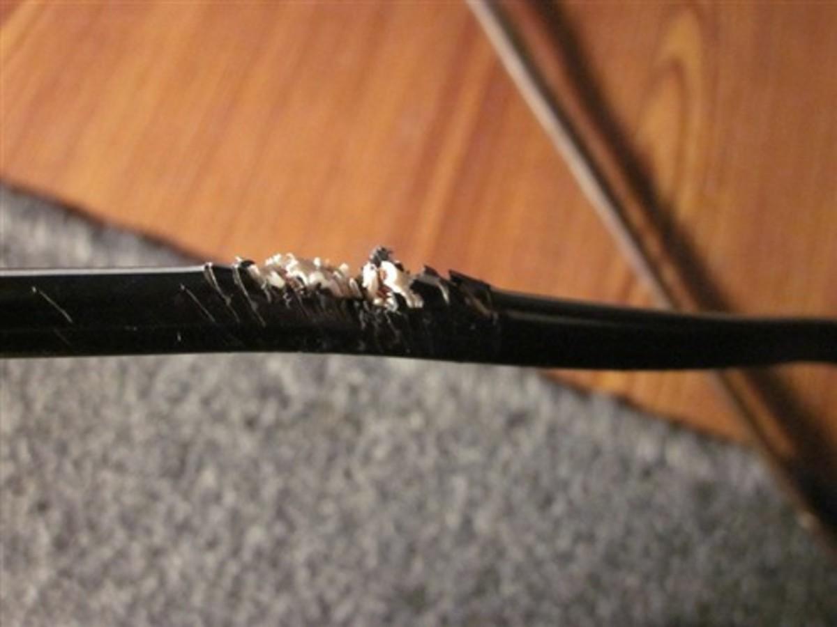 EasyFix: Repairing a Vacuum Cleaner Cord