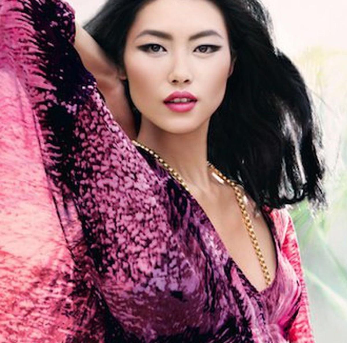 Liu Wen, Chinese Supermodel