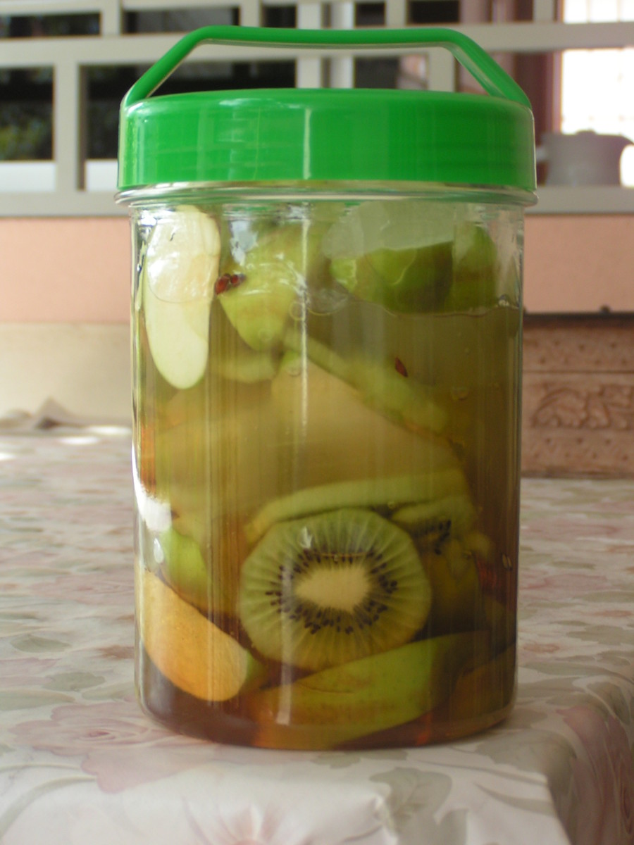 Benefits Of Fruit Enzyme