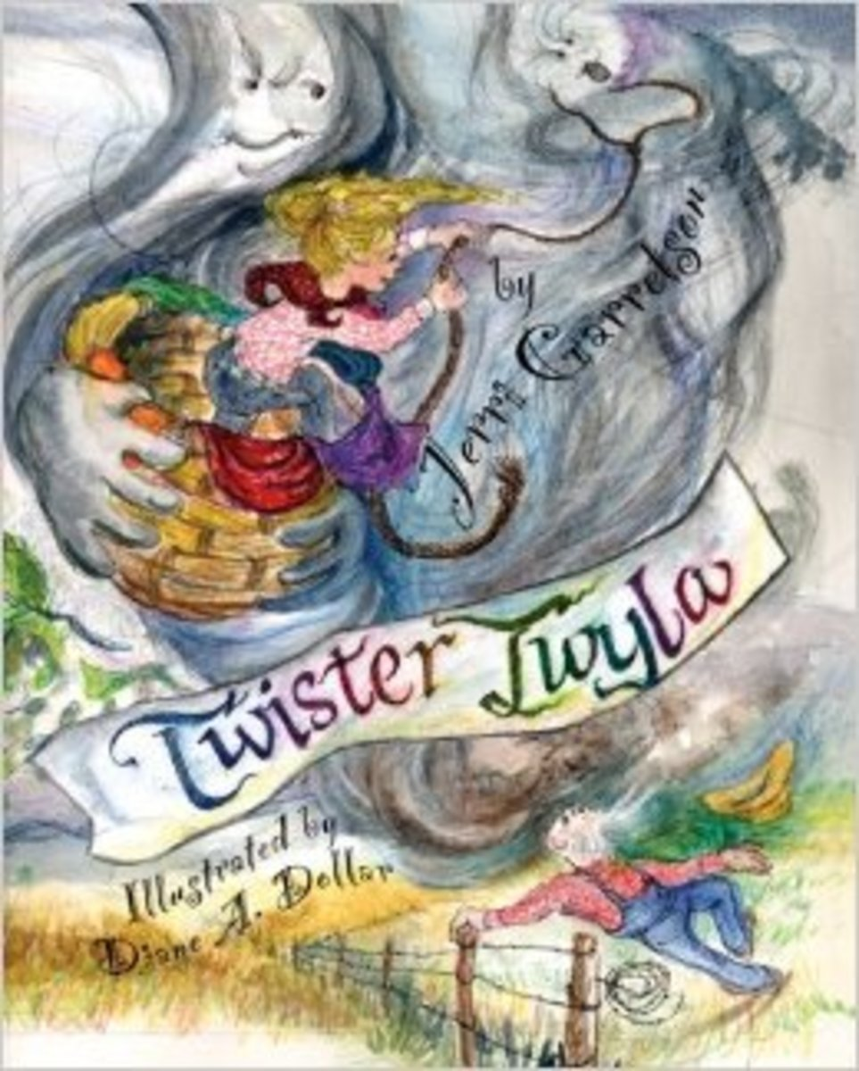 Twister Twyla: The Kansas Cowgirl by Jerri Garretson
