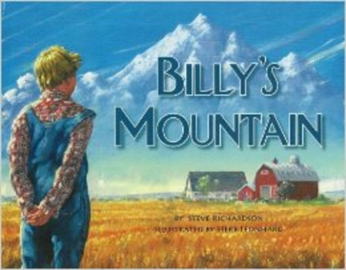 Billy's Mountain by Steve Richardson
