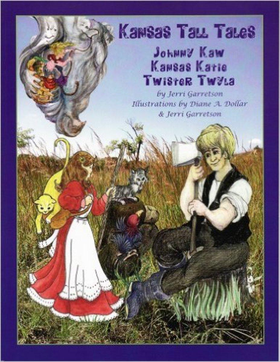 Kansas Tall Tales by Jerri Garretson