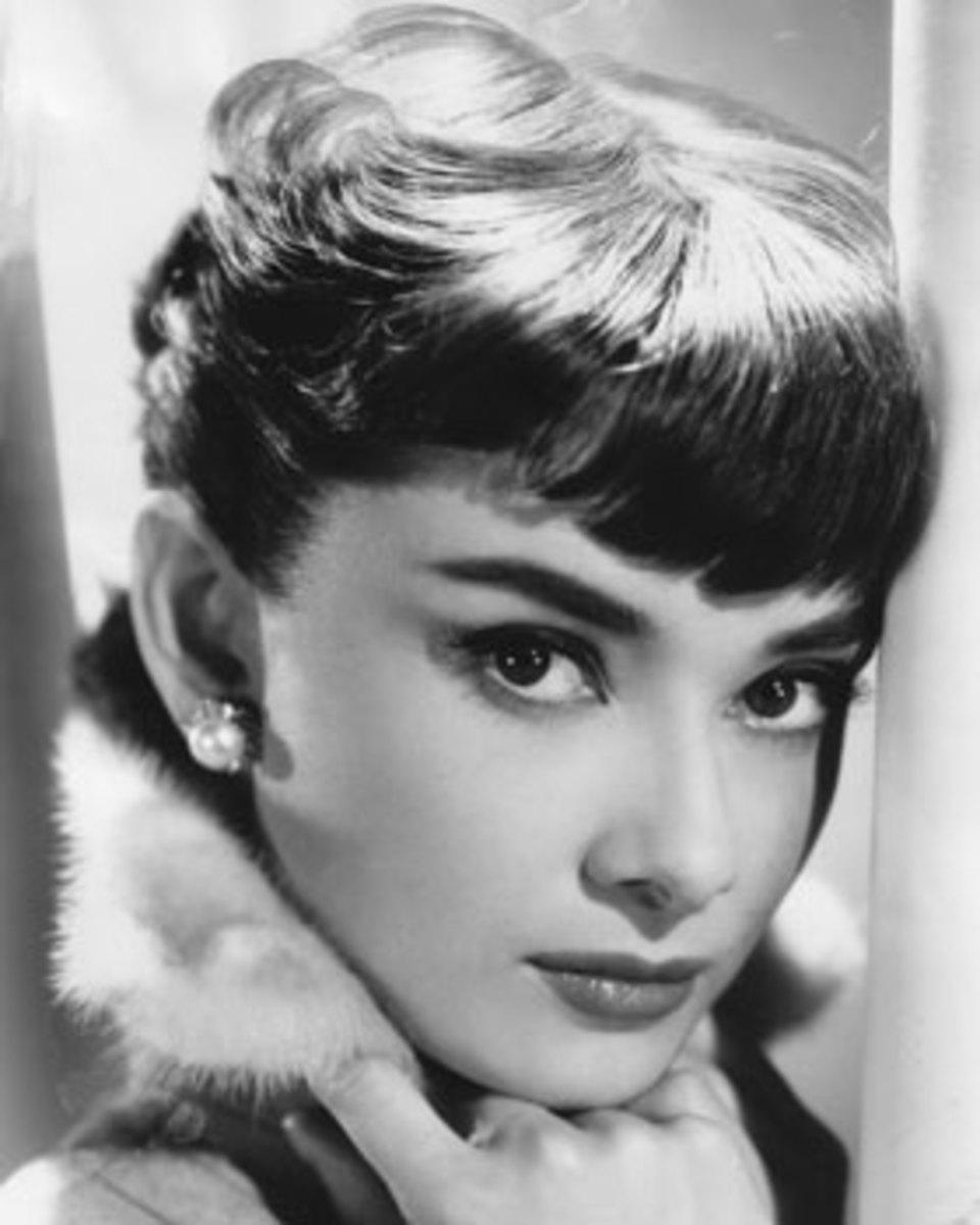 Audrey Hepburn (1 of 2)