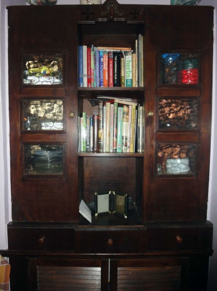 Built into Alcove Welsh Dresser