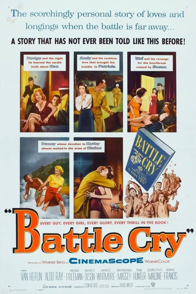 Battle Cry (1955)