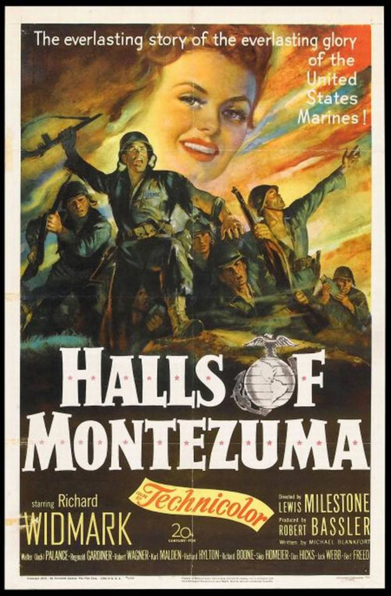 War Movies 1950-1959 - 100 Years of Movie Posters - 41