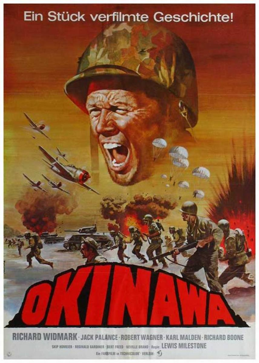 War Movie Fifties Cockroach