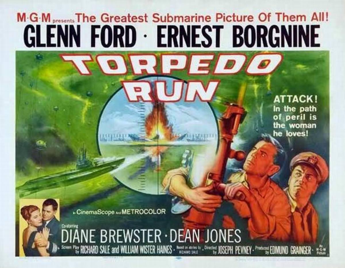 Torpedo Run (1958)