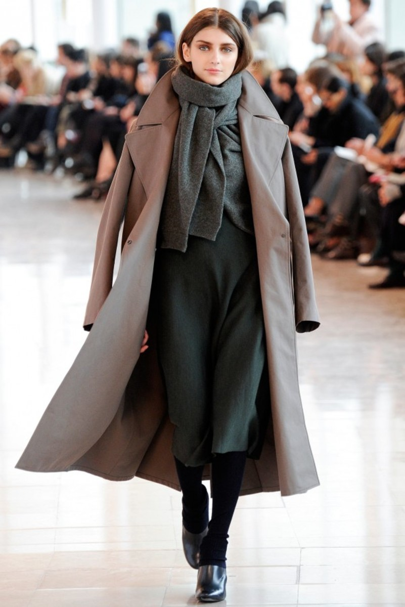Christopher Lemaire Fall-Winter 2014-2015