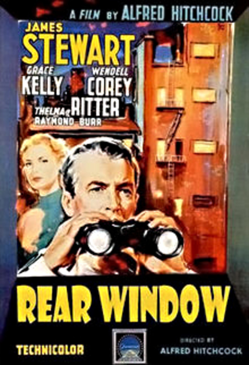 Film Review - Rear Window (1954)