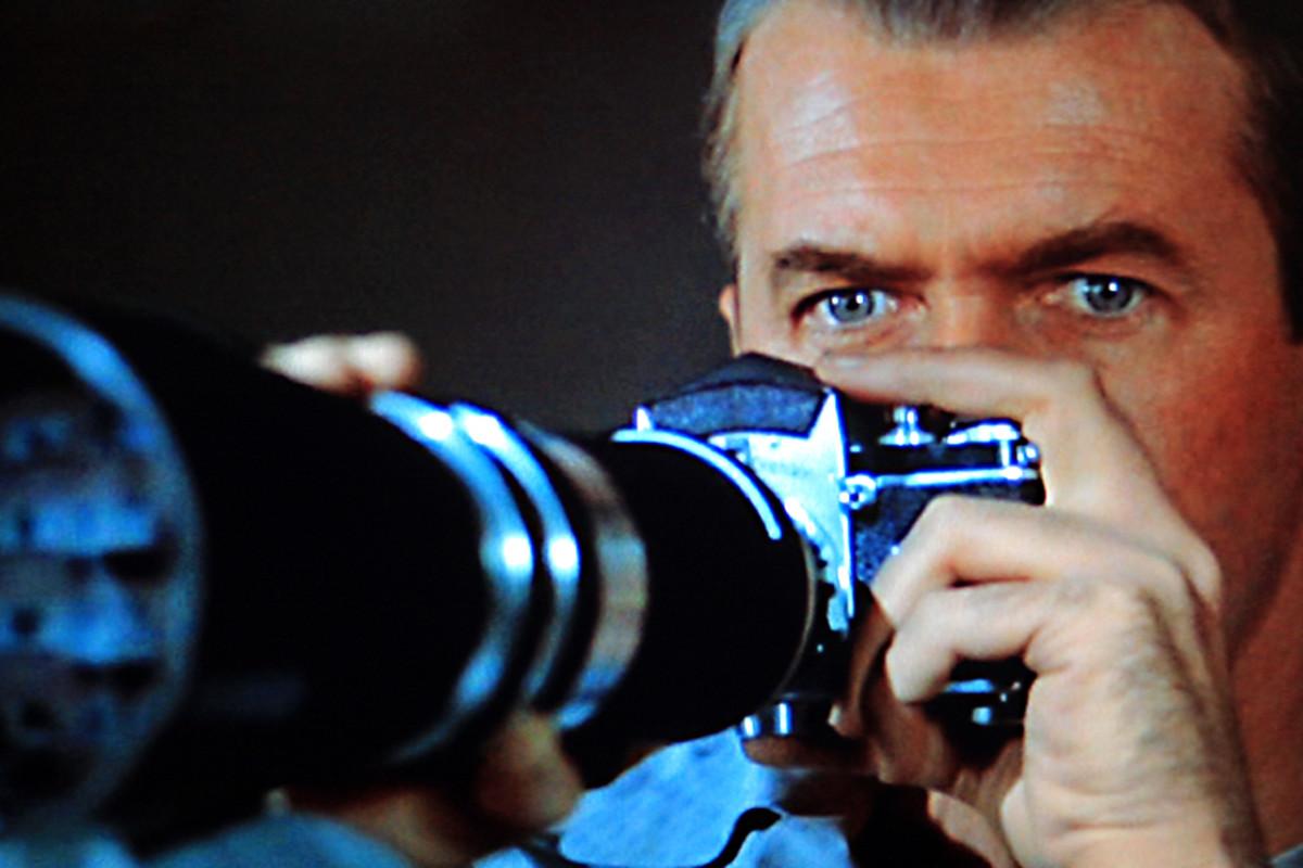 L.B 'Jeff' Jefferies's voyeuristic behaviour takes on a serious edge
