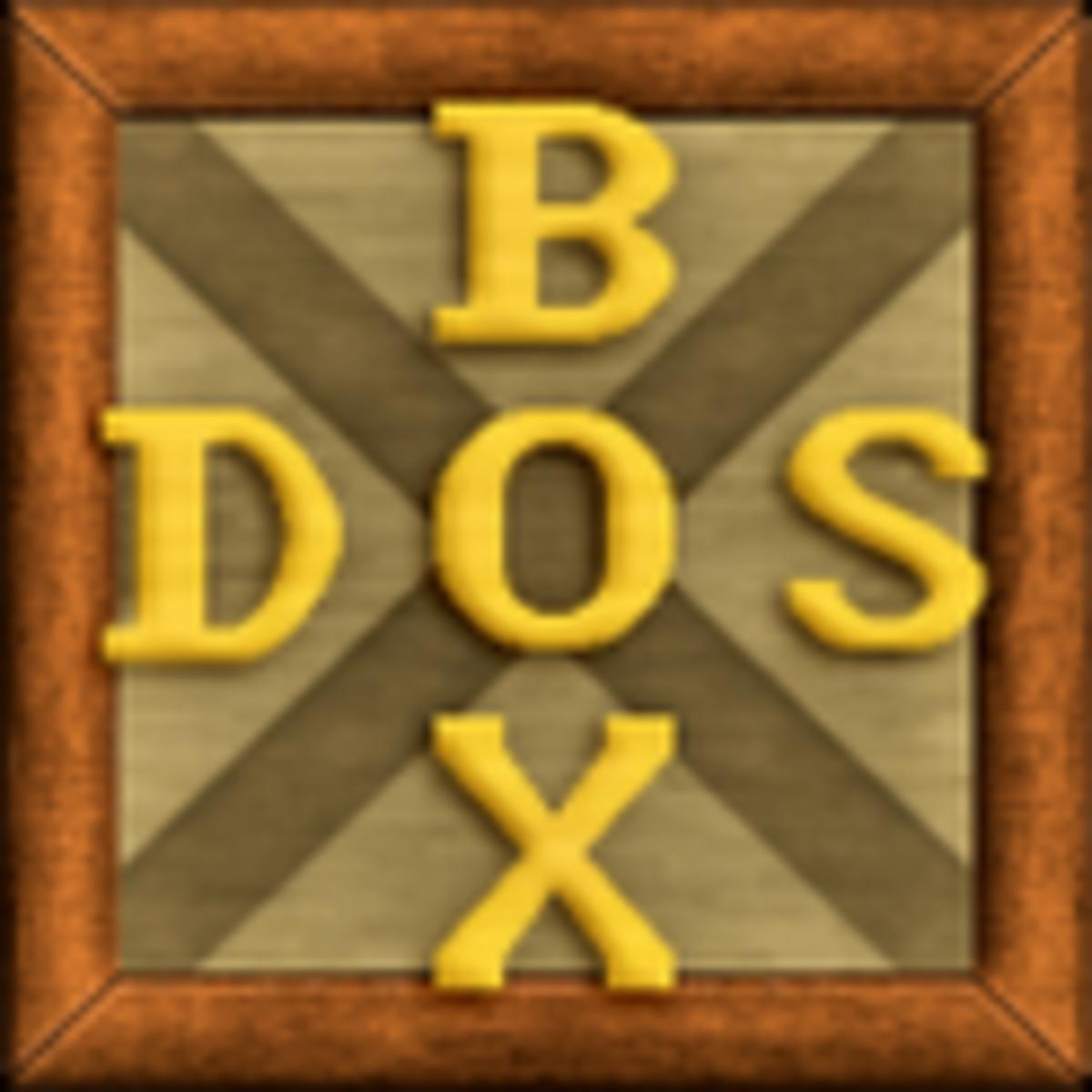aDOSbox Icon