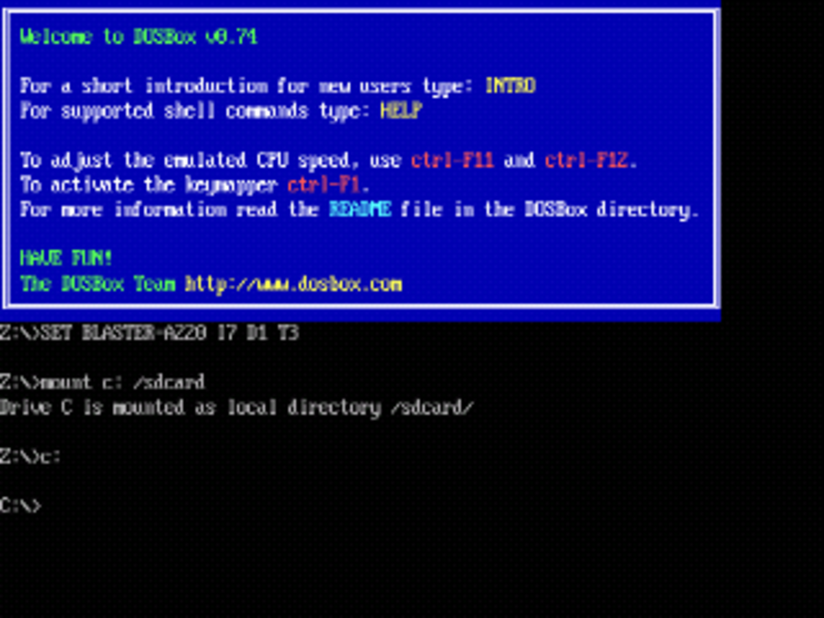 Run QBASIC on Android | HubPages