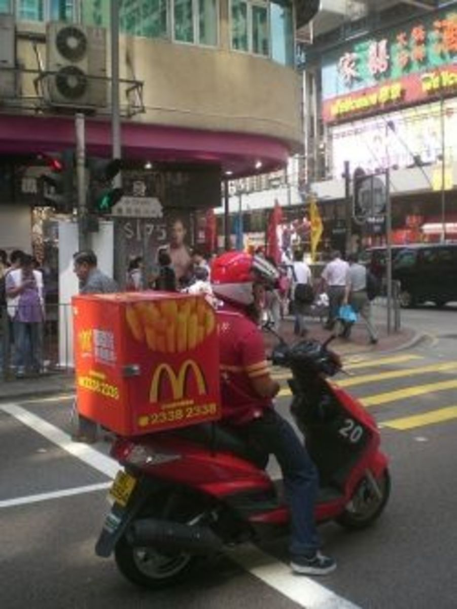 Food Delivery In Malaysia