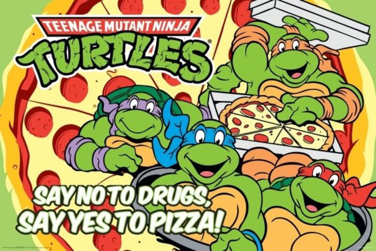 Say yes to pizza