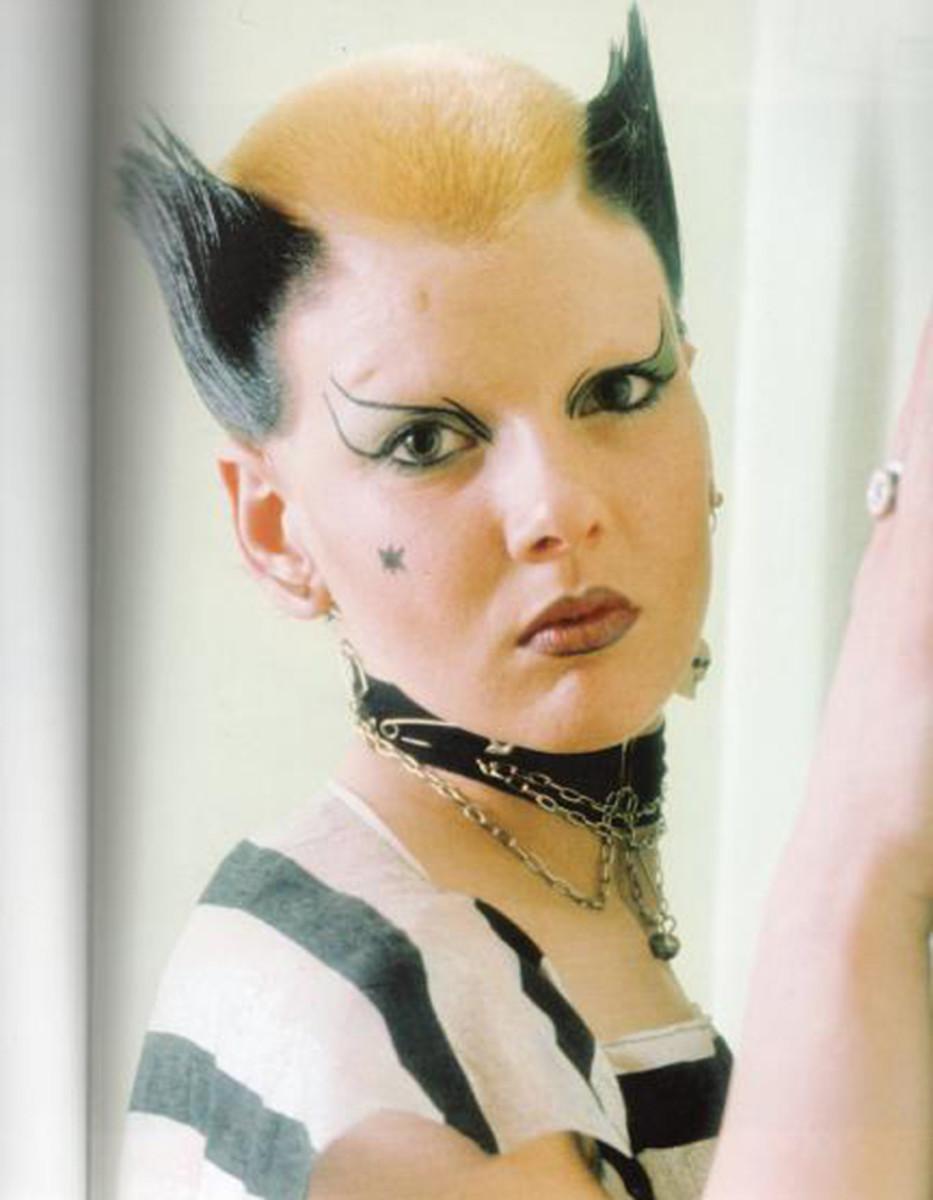 Punk Rock 1977, Catwoman; Soo Lucas