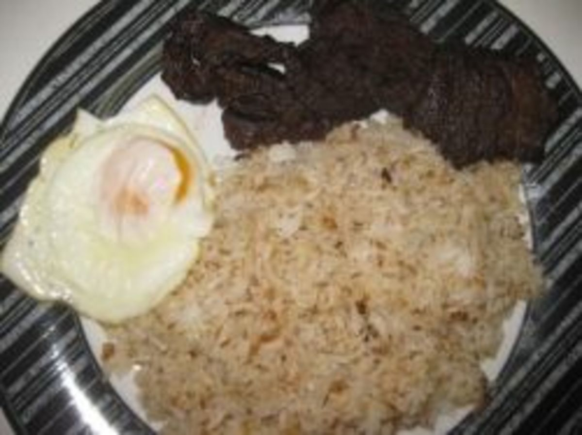 Filipino Breakfast Dishes