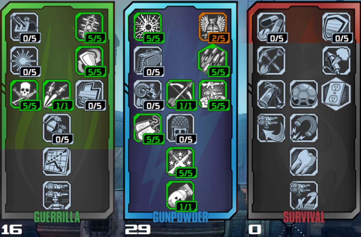 Non-Elemental Gunner