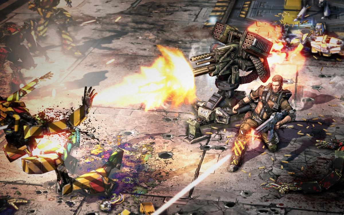 Borderlands 2 | Commando/Axton Skill Builds