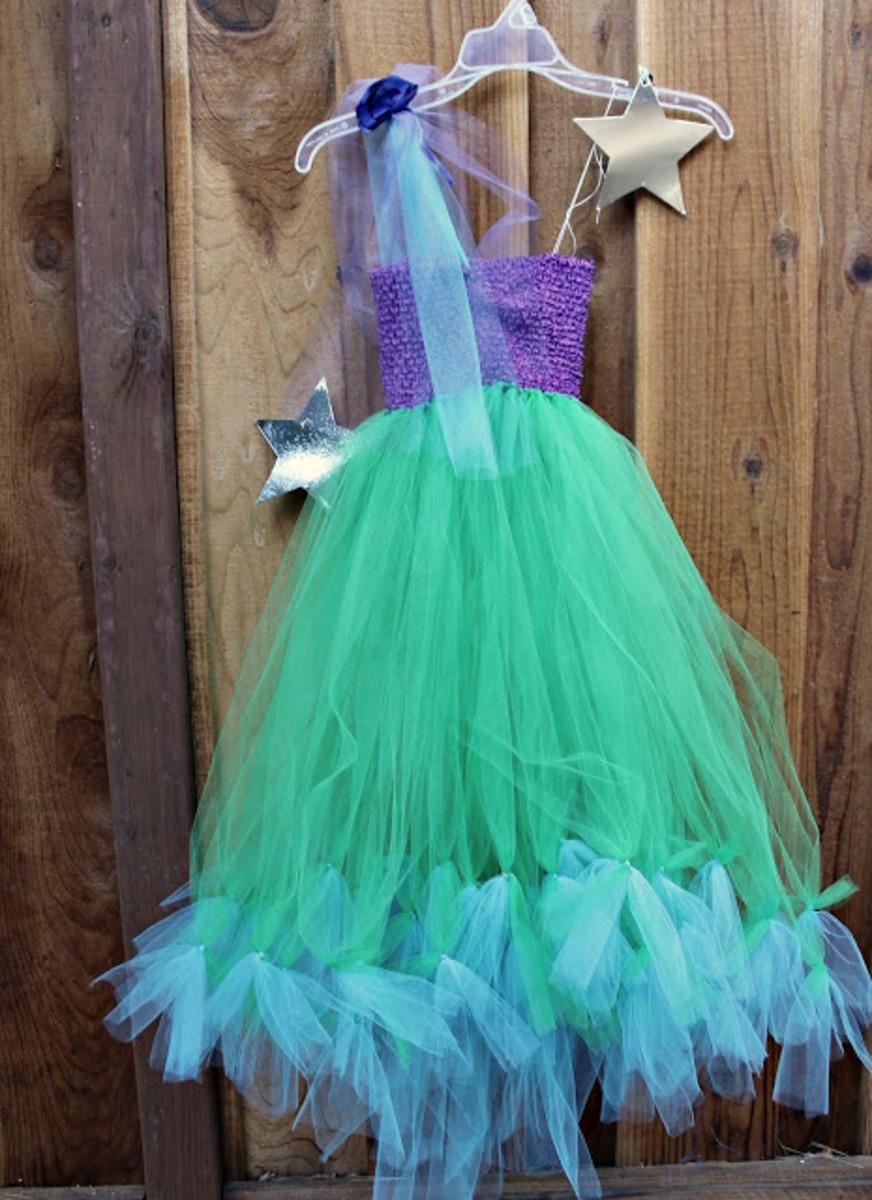 Princess Hallloween Costumes Tutorial