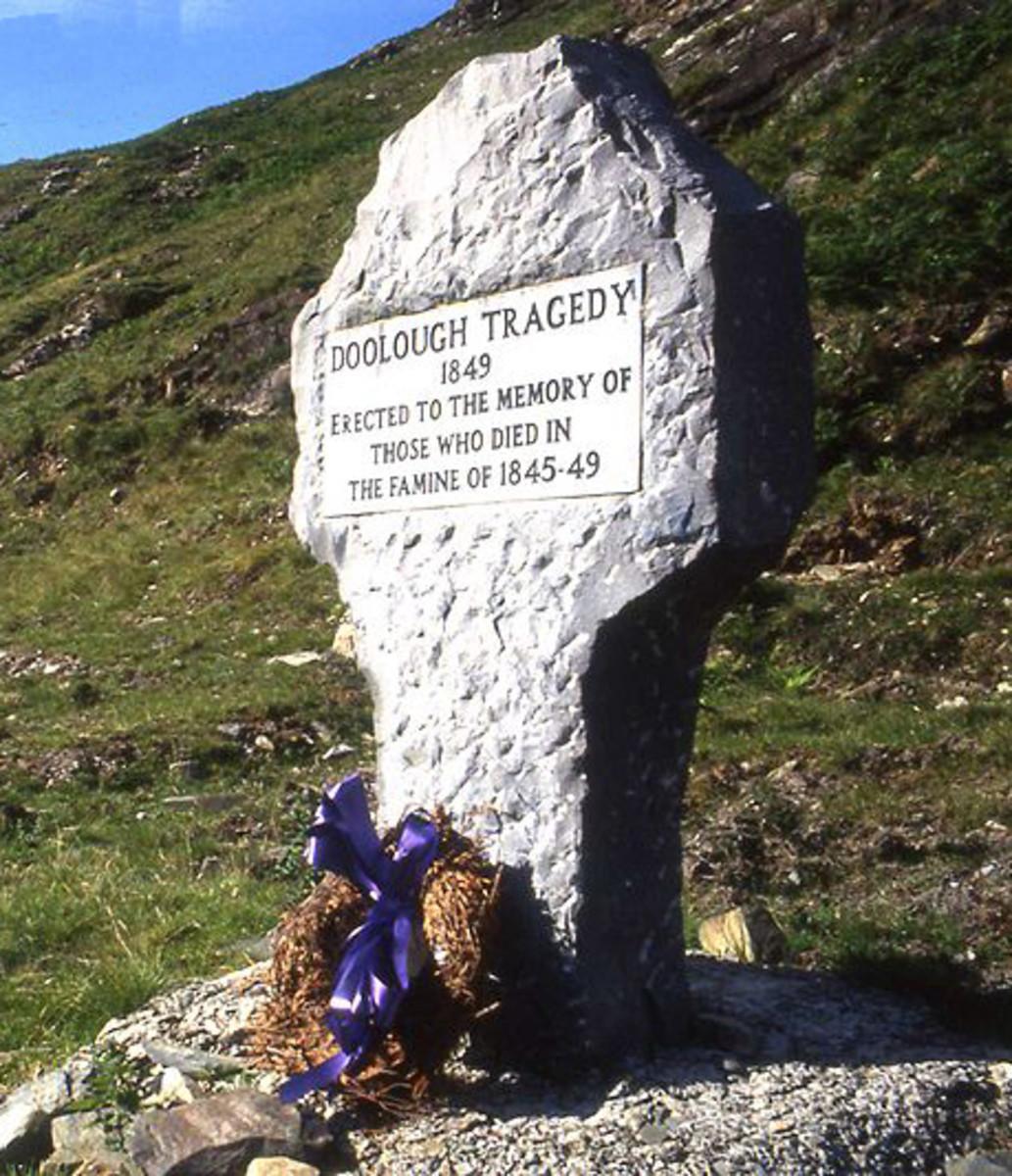 Doolough Tragedy Memorial