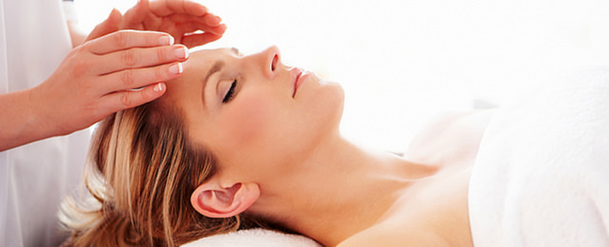 Reiki healing is a safe and gently therapy.