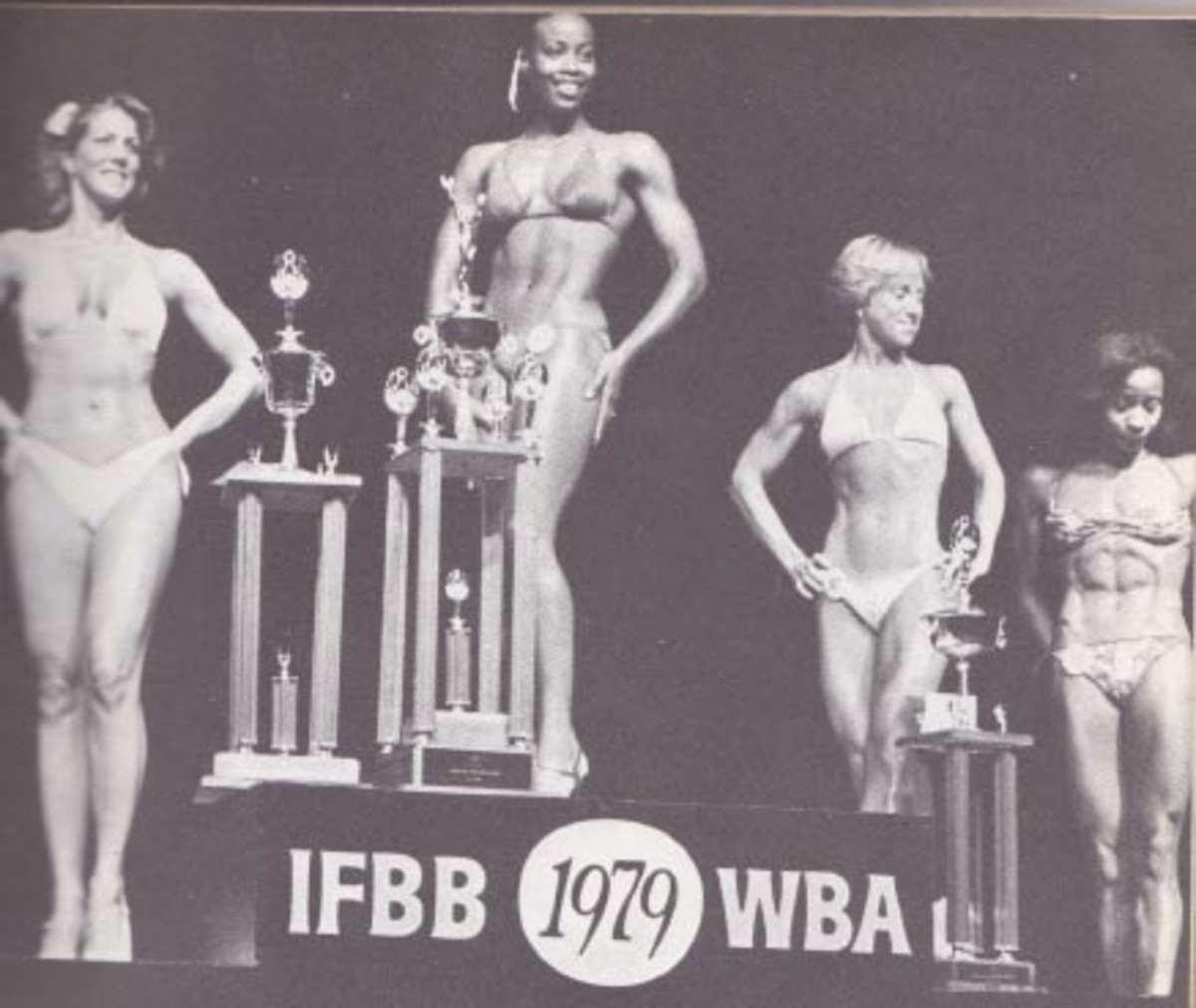 April Nicotra, Patsy Chapman, Stacey Bentley, and Carla Dunlap.