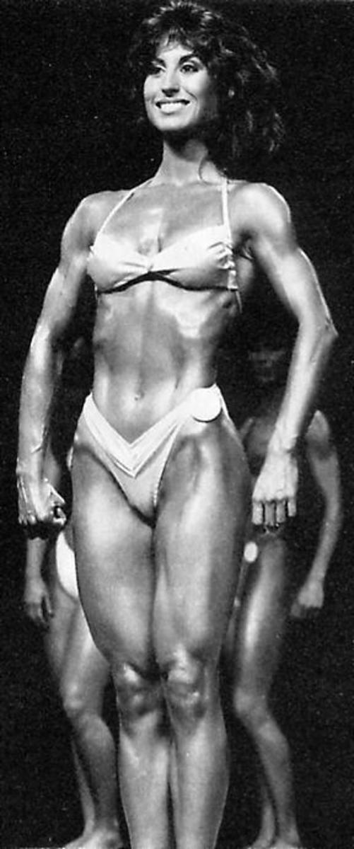 The First Miss Olympia