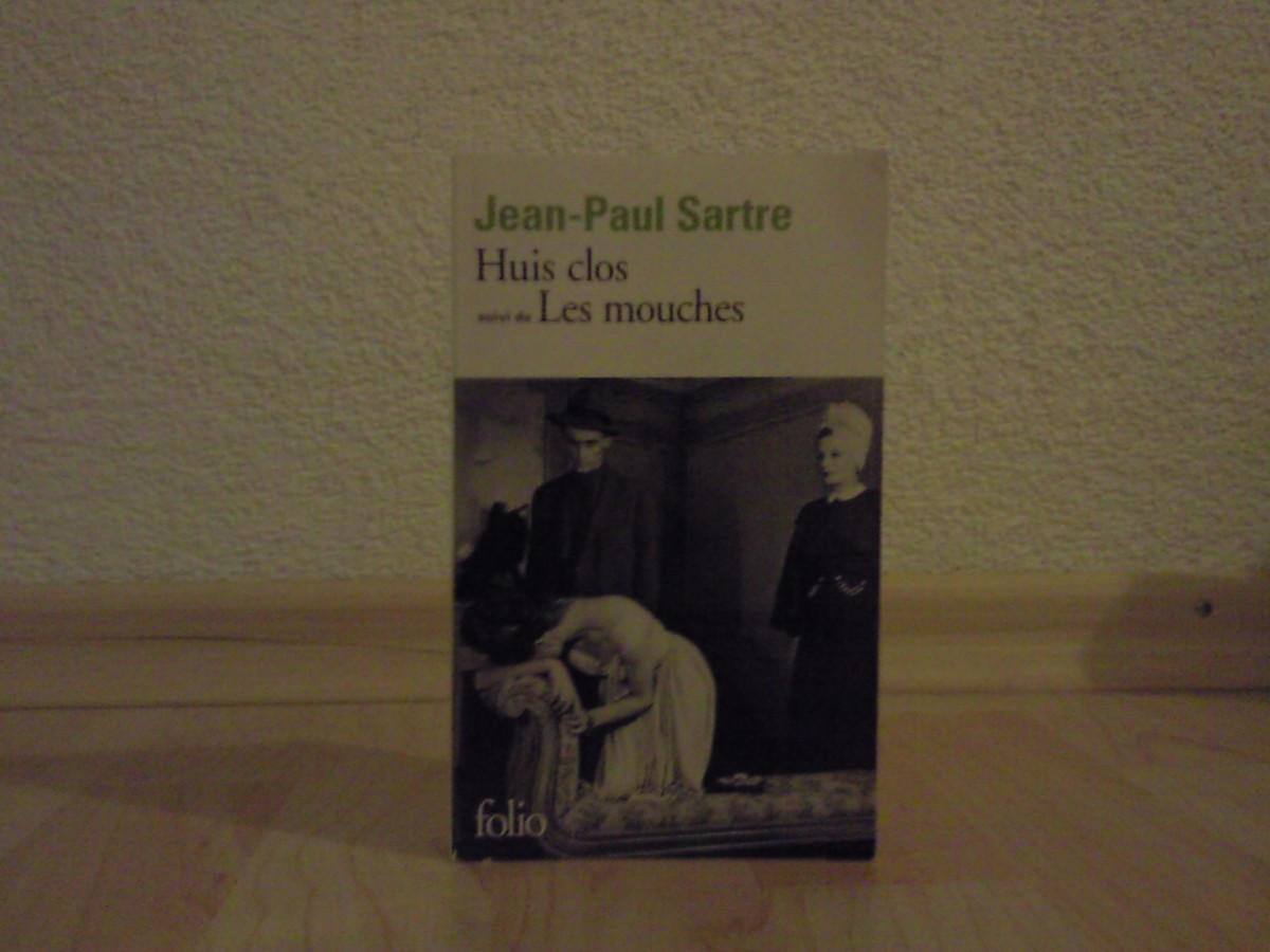 No Exit/Huis Clos by Jean Paul Sartre Summary - Complete Summary of No Exit Sartre (an existentialist play)