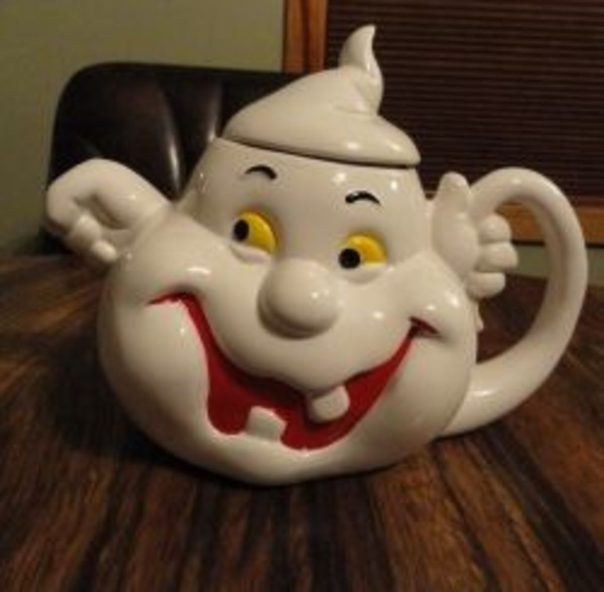 Friendly Ghost Teapot
