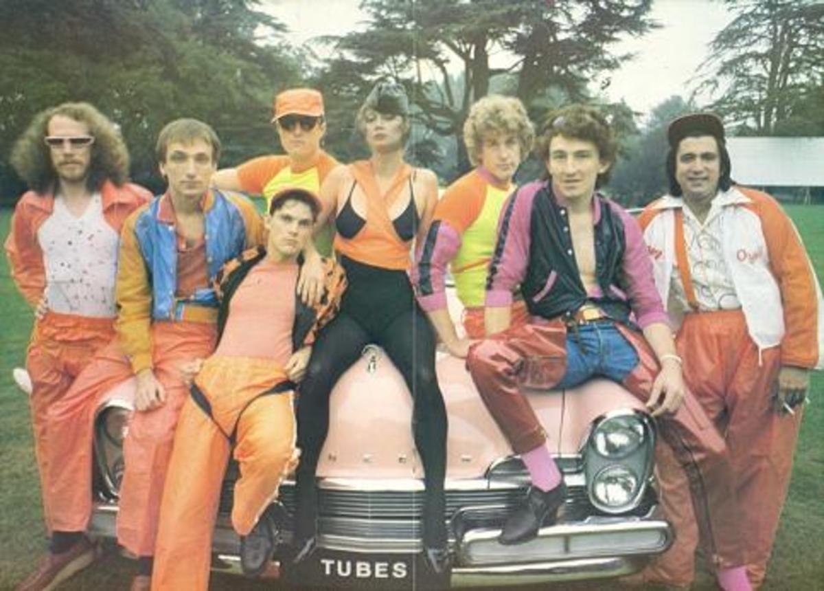 The Tubes, circa 1977.