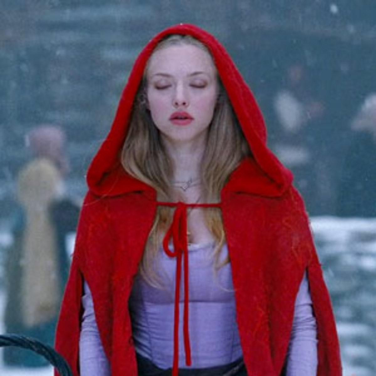 Amanda Seyfried Red Riding Hood Costume