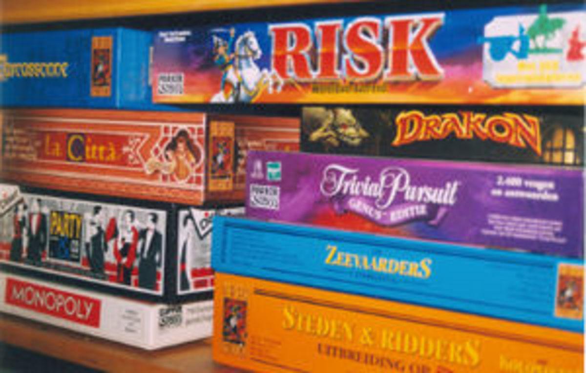 List of board games
