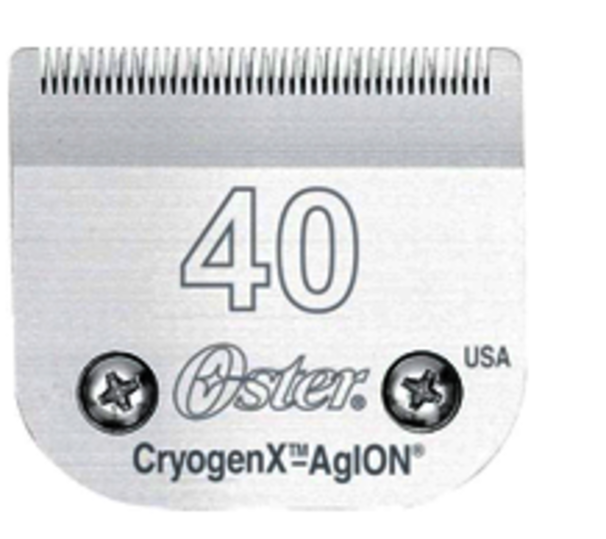 Oster CryogenX #40 Blade