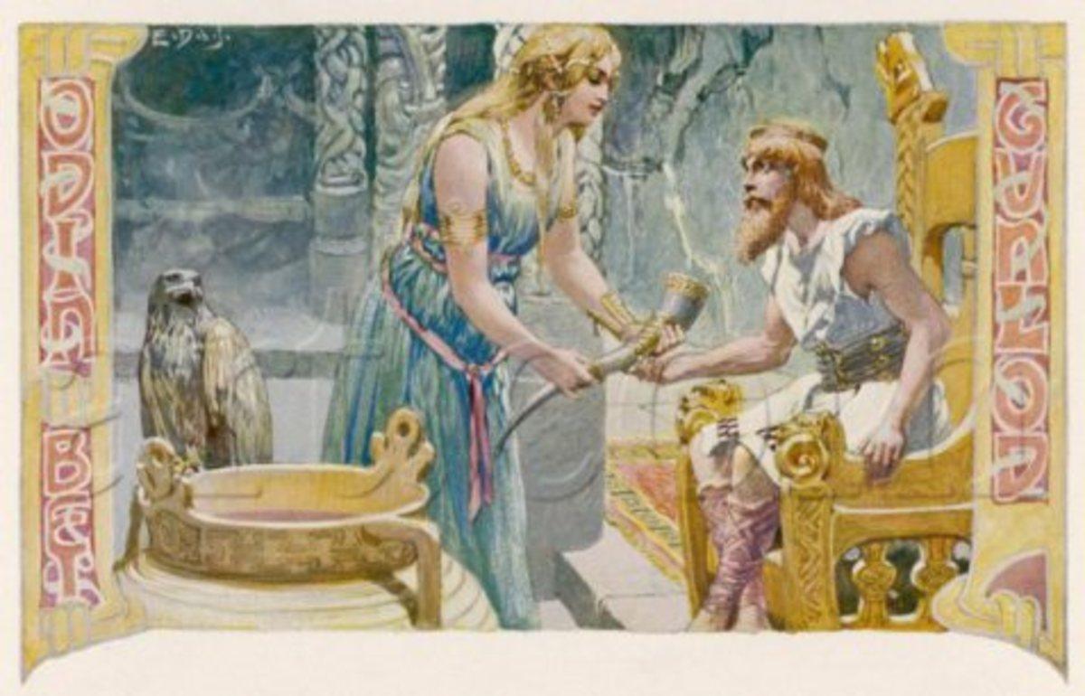 The Saga of HROLF 'KRAKI' - 5: Thorir 'Hounds-foot' Becomes King of the Gautar