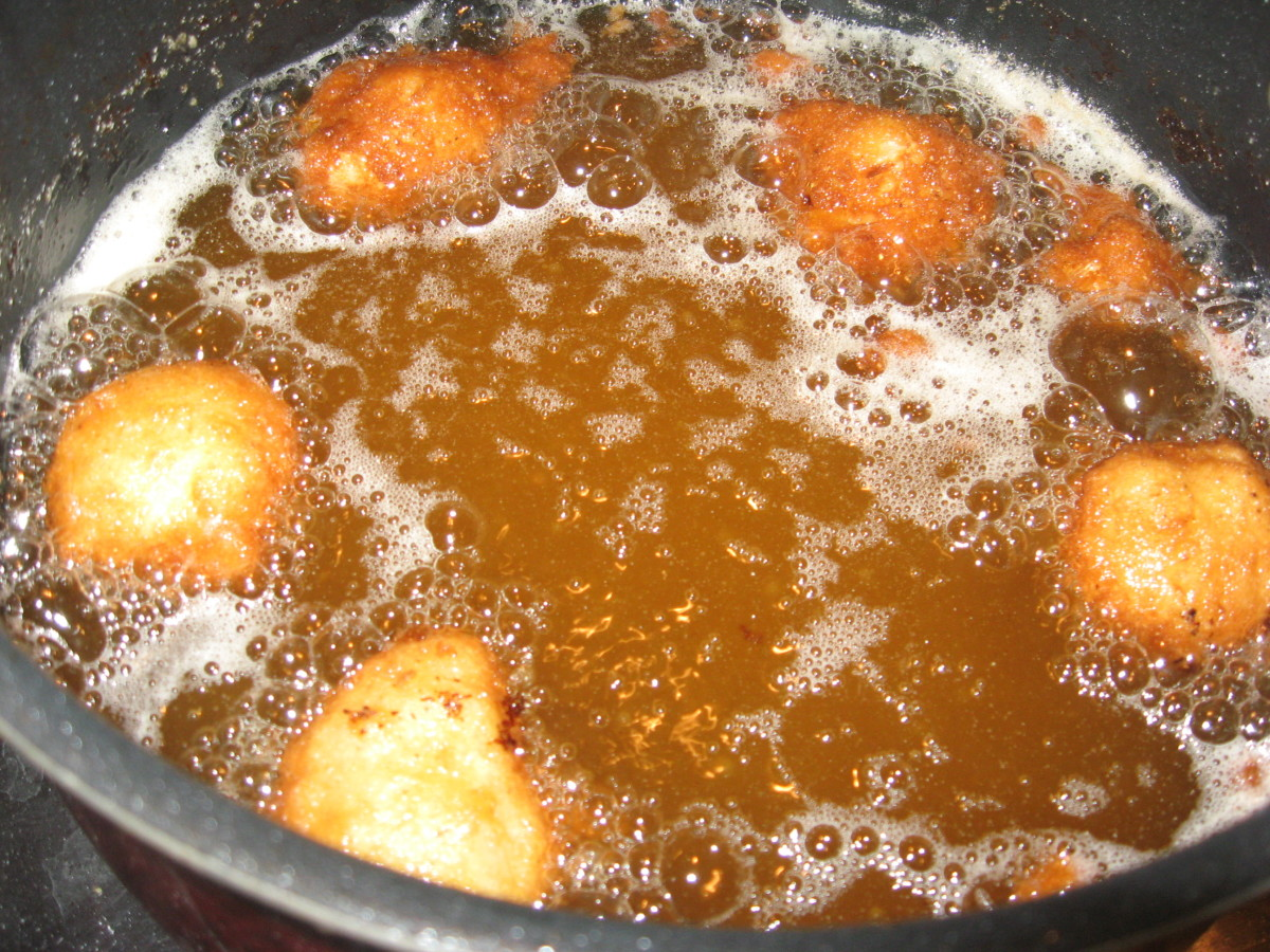 Hush Puppies - perfect with Fish Recipes
