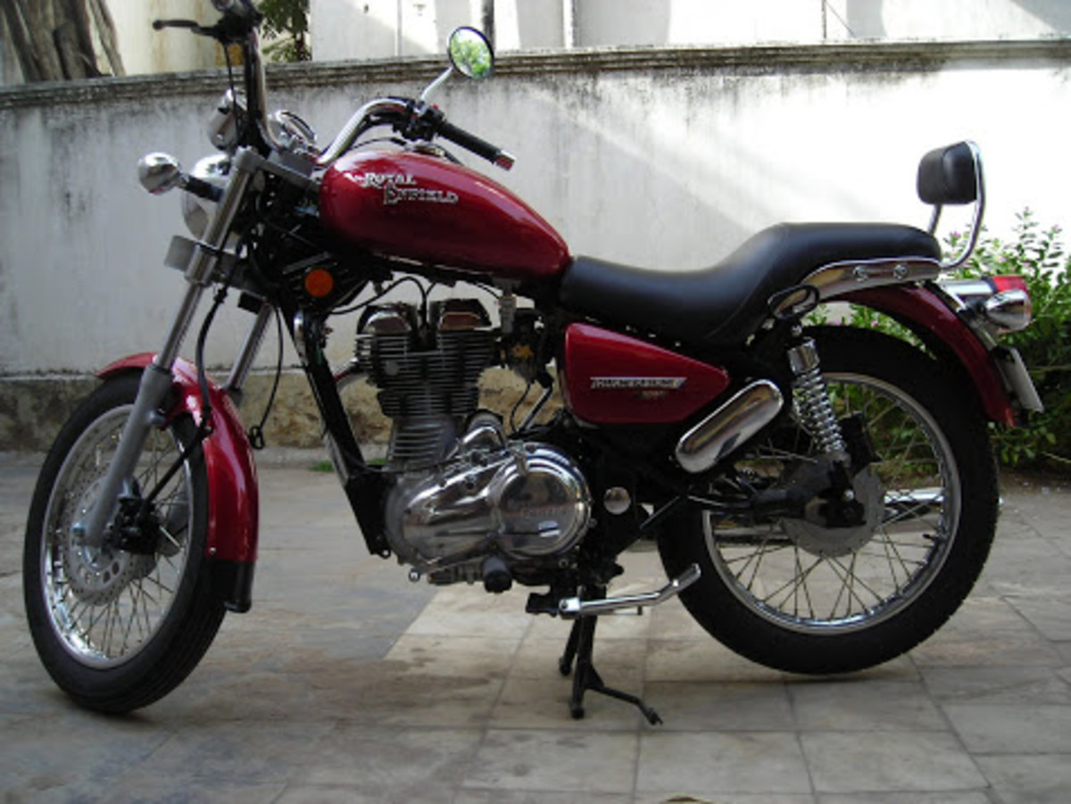 Royal Enfield Bullet Delhi India