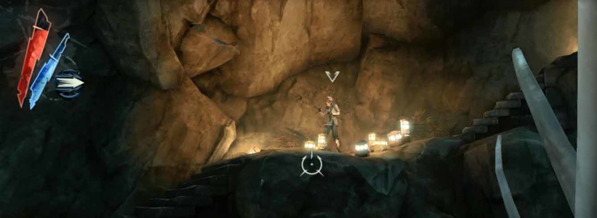 Dishonored Defeat Granny Rags to get the master sewers key and get out of the sewers