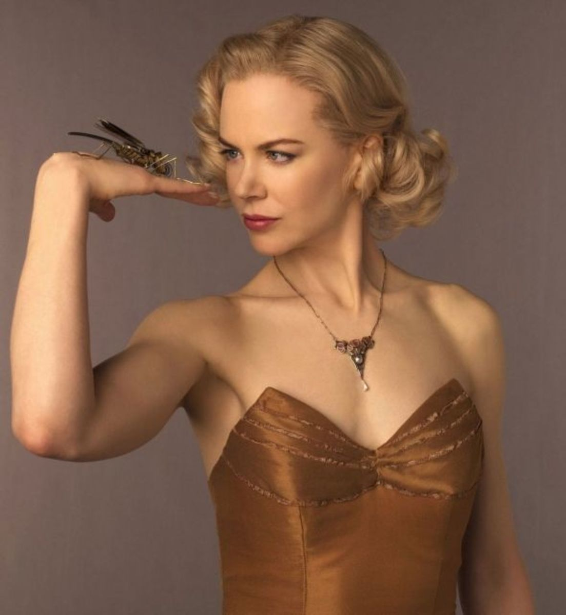 Nicole Kidman as Mrs. Coulter from The Golden Compass