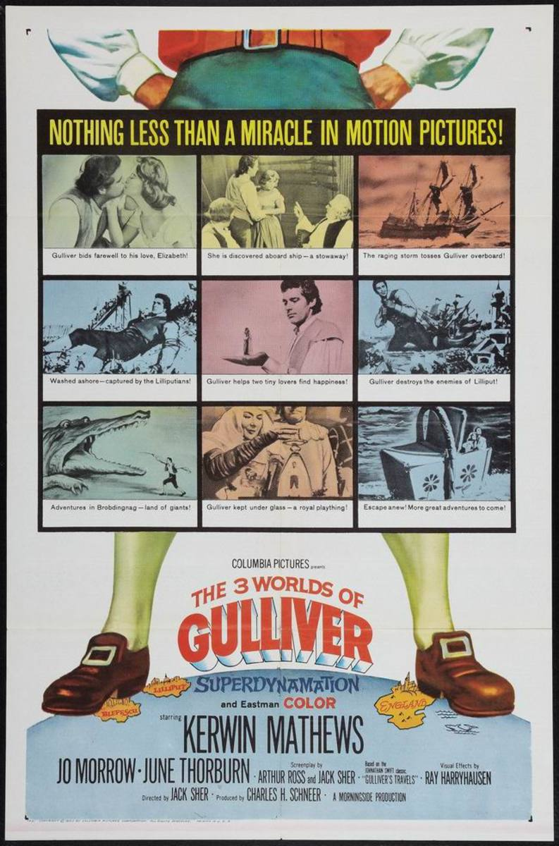 The Three Worlds of Gulliver (1960)
