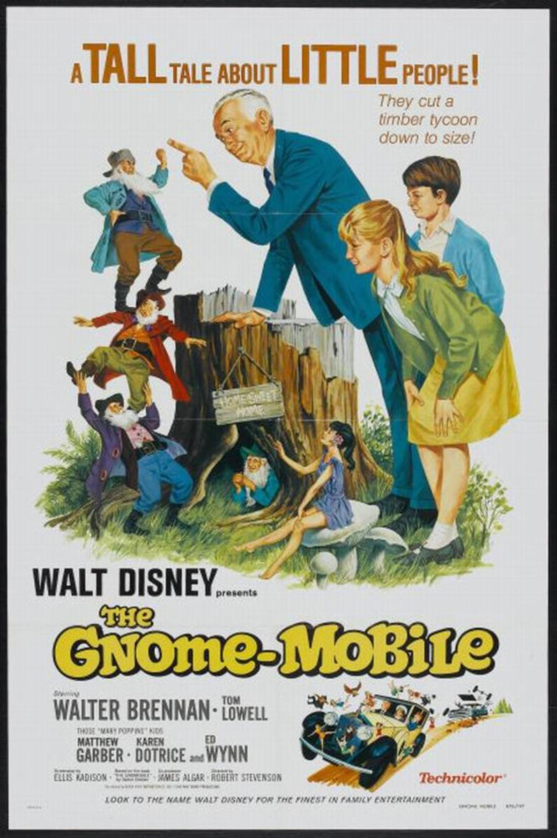 The Gnome Mobile (1967)