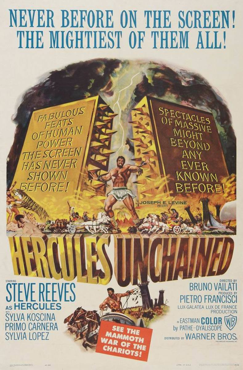 Hercules Unchained (1960)