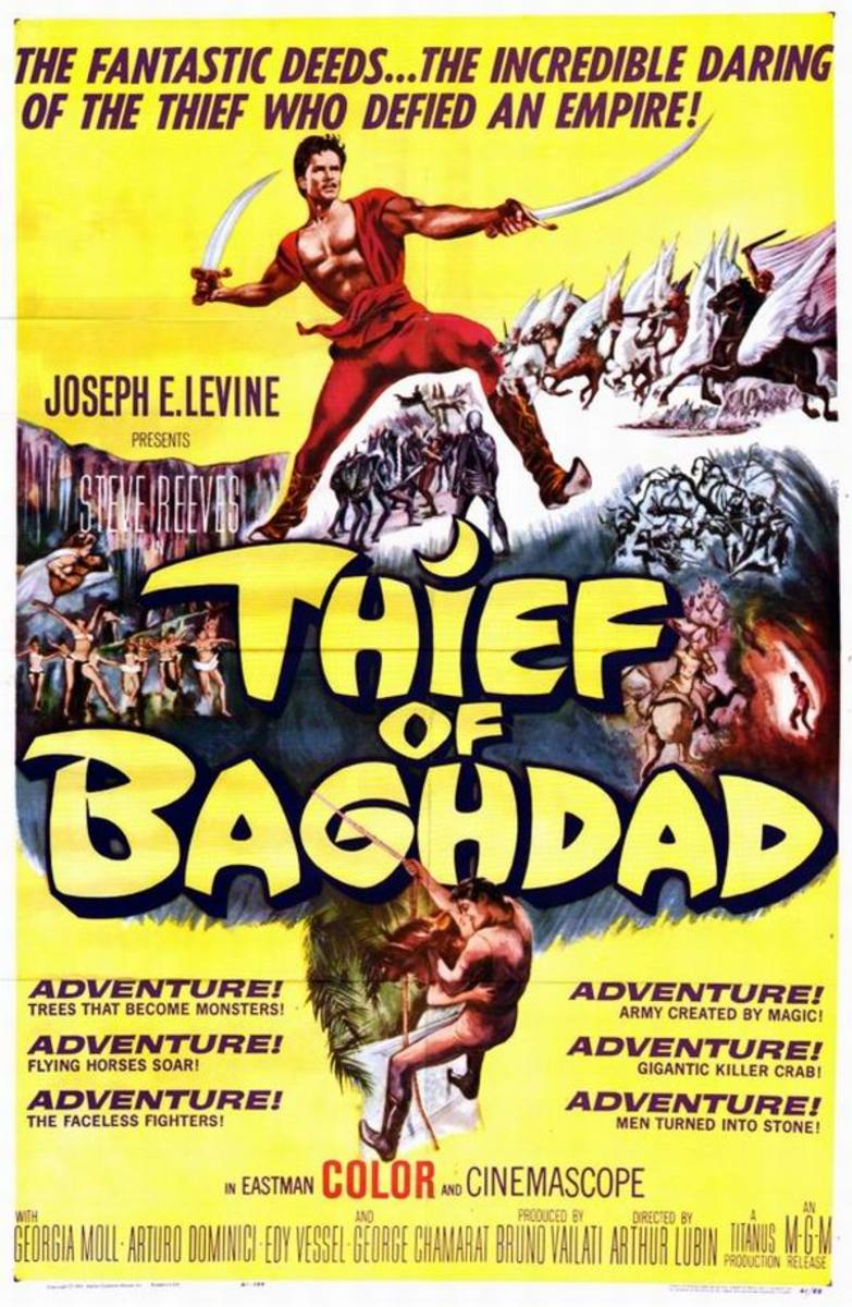 The Thief of Baghdad (1960)