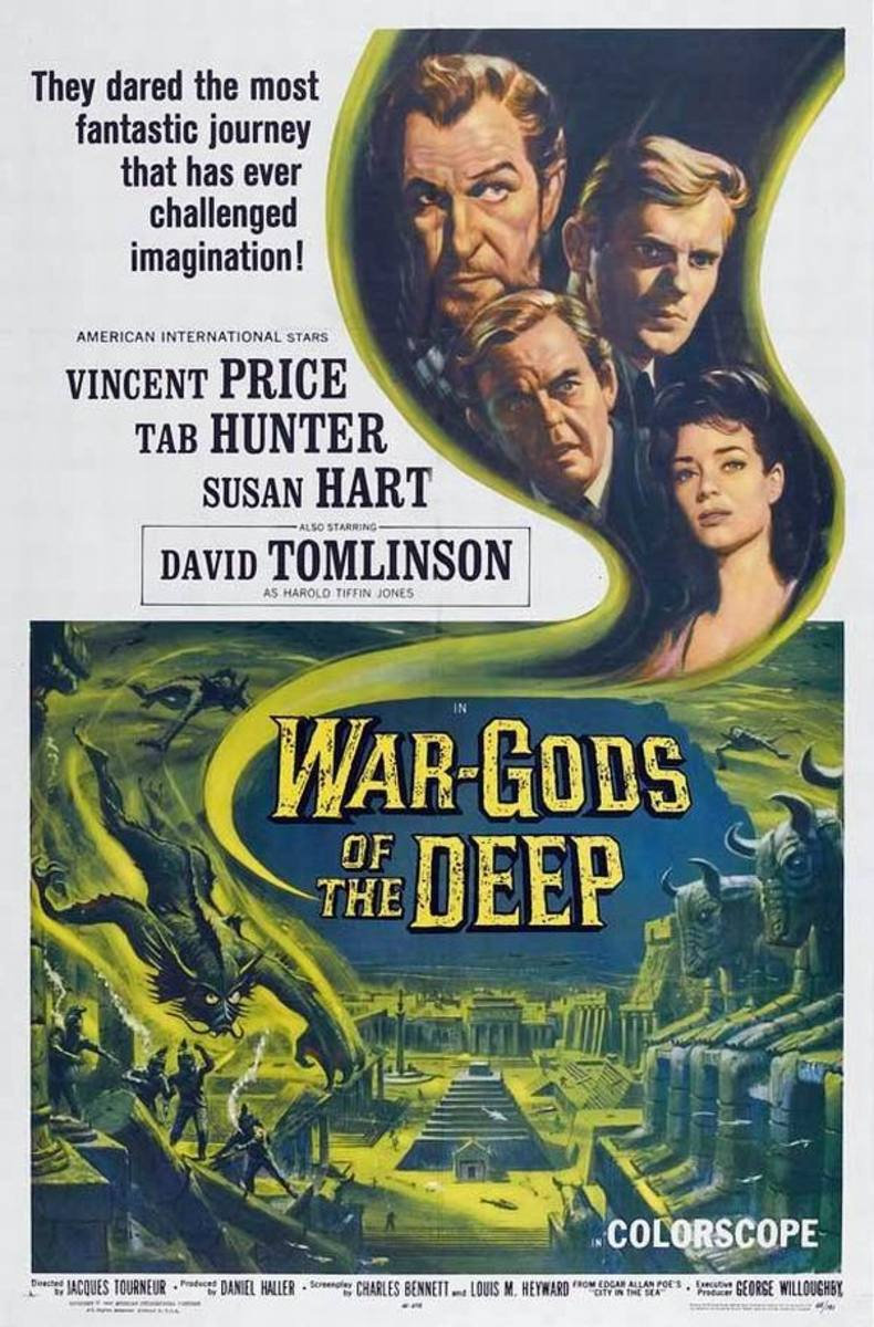War-Gods of the Deep (1965)